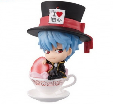 main photo of Petit Chara Land Gintama in Wonderland: Sakata Gintoki