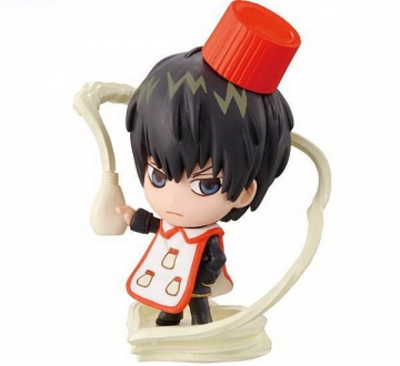 main photo of Petit Chara Land Gintama in Wonderland: Toshiro Hijikata B
