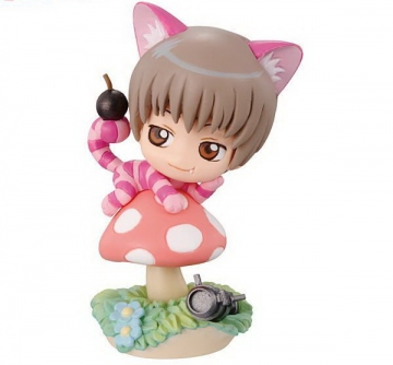 main photo of Petit Chara Land Gintama in Wonderland: Okita Sougo
