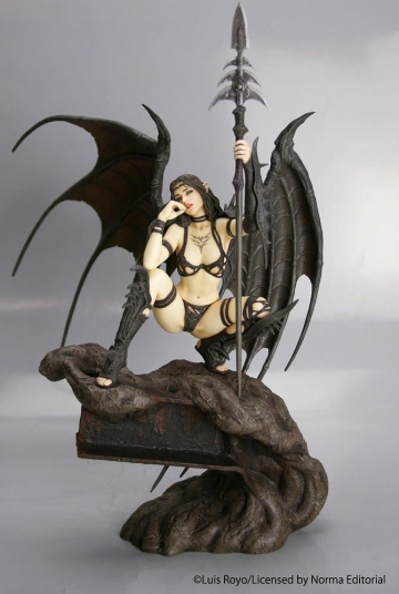 main photo of Fantasy Figure Gallery: Black Tinkerbell