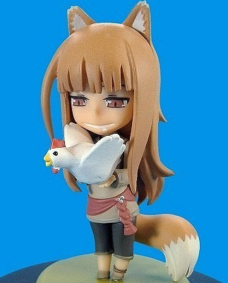 main photo of Toy's Works Collection 2.5 Spice and Wolf 2: Holo Secret ver.
