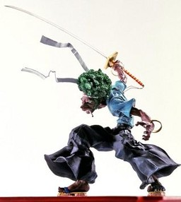 main photo of Afro Samurai