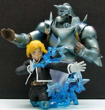 main photo of Diorama Edward & Alphonse