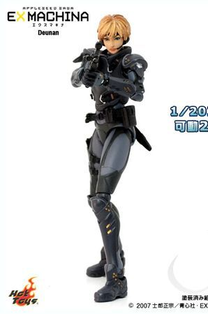 main photo of Appleseed Saga Ex Machina Snap Kits: Deunan Knute
