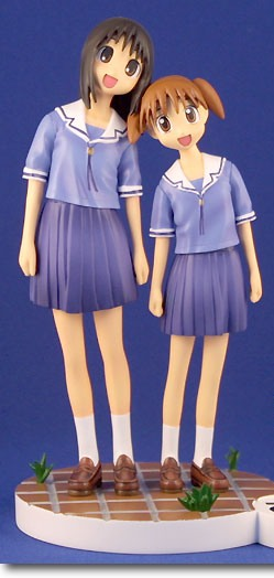 main photo of Osaka & Chiyo-chan Summer Uniform ver.