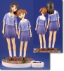 photo of Osaka & Chiyo-chan Summer Uniform ver.