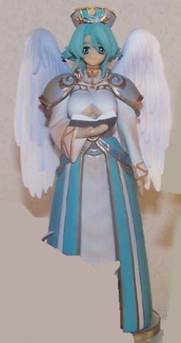 main photo of Angelium Trading Figure: Chief of Angels