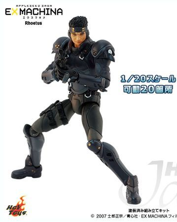 main photo of Appleseed Saga Ex Machina Snap Kits: Rhoteus