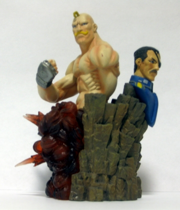 main photo of Diorama Bradley & Armstrong
