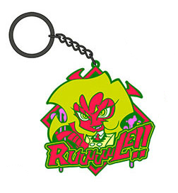main photo of Scanty Rubber Keychain