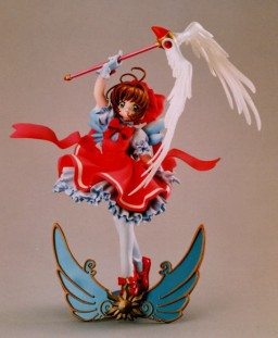 main photo of Kinomoto Sakura 1st OP Battle Costume Ver.
