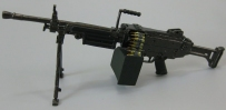 photo of Sub-machine gun Mana
