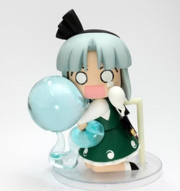 main photo of Tora no Ana Touhou Sofubi 16: Konpaku Youmu Myon ver.