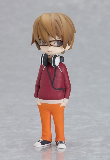 main photo of Bakuman Trading Figures: Takagi