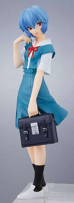 main photo of Evangelion Movie Portraits 2: Ayanami Rei (Uniform Ver.)