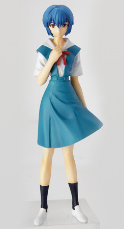 main photo of Evangelion Portraits 2: Ayanami Rei Uniform Ver.