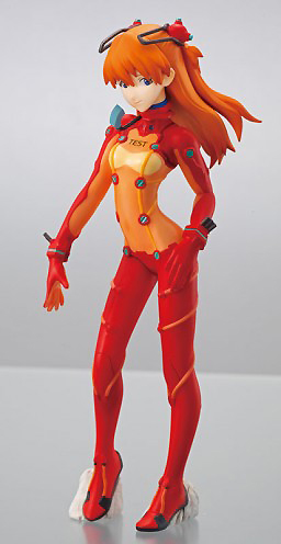 main photo of Evangelion Movie Portraits 4: Souryuu Asuka Langley (Plugsuit Ver.)
