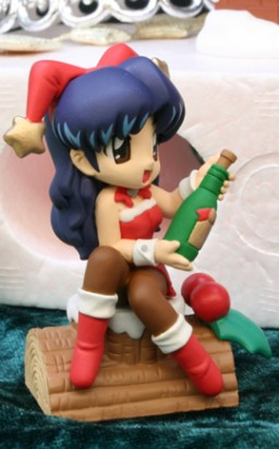 main photo of Evangelion Mini Display Christmas Party: Katsuragi Misato