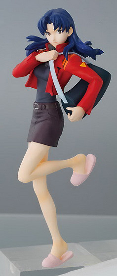 main photo of Evangelion Movie Portraits 5: Katsuragi Misato