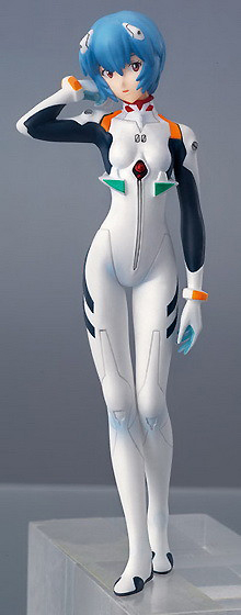 main photo of Evangelion Movie Portraits 5: Ayanami Rei (Plugsuit Ver.)