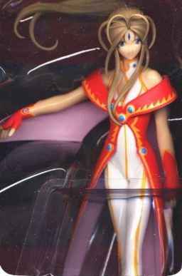 main photo of Belldandy Battle Costume Red Ver.