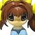 Di Gi Charat Trading Figure Collection Part 1: Puchiko