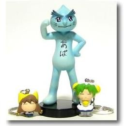 main photo of Di Gi Charat Trading Figure Collection Part 1: Abarenbou