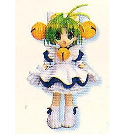main photo of Di Gi Charat Trading Figure Collection Part 2: Dejiko