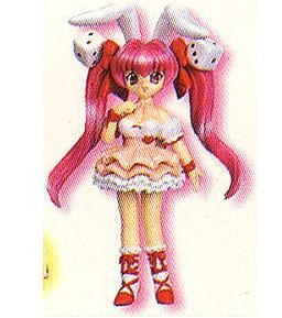 main photo of Di Gi Charat Trading Figure Collection Part 2: Usada Hikaru