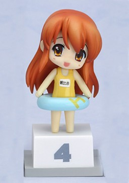 main photo of Nendoroid Petit Melancholy of Haruhi Suzumiya Special Bon Festival Set: Mikuru