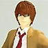 Death Note Real Figure Collection: Yagami Light