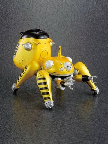 main photo of Tachikoma Yellow Metal Finish Ver.