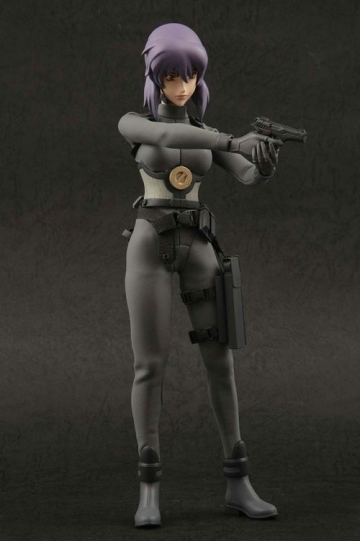 main photo of Real Action Heroes Motoko Kusanagi