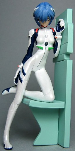 main photo of HGIF Sadamoto Yoshiyuki Collection 3: Ayanami Rei