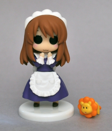 main photo of Toy's works Collection 2.5: The Melancholy of Haruhi-chan & Nyoron Churuya-san: Mikuru Secret Ver.