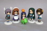 photo of Toy's works Collection 2.5: The Melancholy of Haruhi-chan & Nyoron Churuya-san: Tsuruya