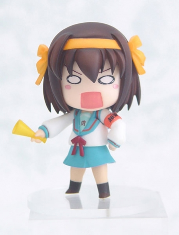 main photo of Nendoroid Petit Haruhi Suzumiya-chan Perfect Reprint