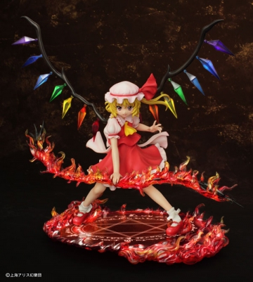 main photo of The Devil's Little Sister Flandre Scarlet Laevateinn ver.