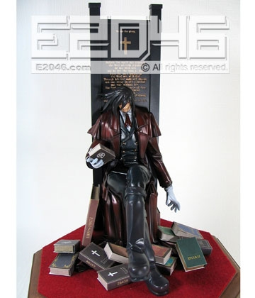 main photo of  Alucard Surrounding with Books Ver.