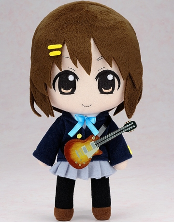 main photo of Nendoroid Plus Plushie Series 26: Yui Hirasawa - Winter Uniform Ver.
