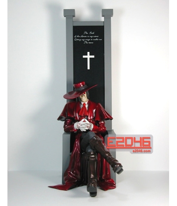 main photo of Alucard Sitting Ver.