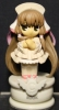 photo of Clamp no Kiseki Chess Piece - Set 7: White Rook Chii Chess Piece