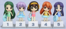 photo of Nendoroid Petit Melancholy of Haruhi Suzumiya Special Bon Festival Set: Mikuru