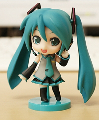 main photo of Nendoroid Petit Hatsune Miku: Project DIVA Special Ver. Reissue