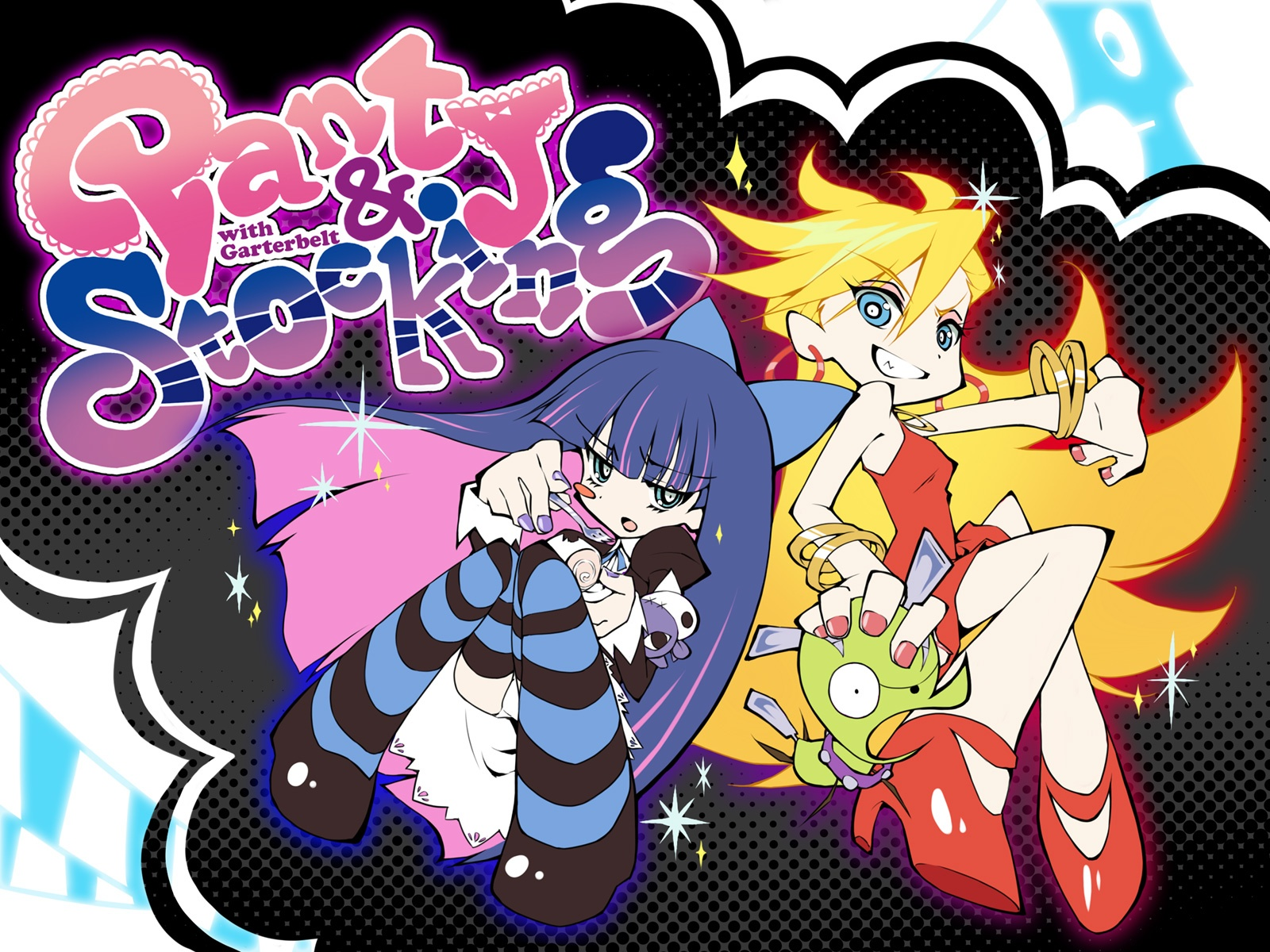 Panty And Stocking Staffel 2