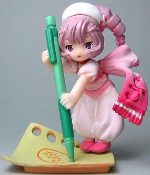 main photo of K&M Chobits Gashapon Set 1: Sumomo