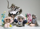 photo of K&M Chobits Gashapon Set 1: Chii Pantsu Pantsu