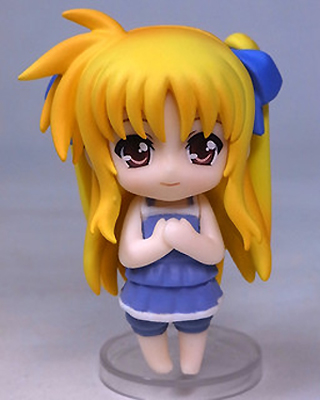main photo of Nendoroid Petite: Mahou Shoujo Lyrical Nanoha The MOVIE 1st: Alicia Testarossa