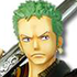 Door Painting Collection Figure Roronoa Zoro The Three Musketeers Ver.