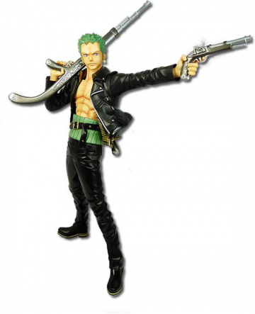 main photo of Door Painting Collection Figure Roronoa Zoro The Three Musketeers Ver.